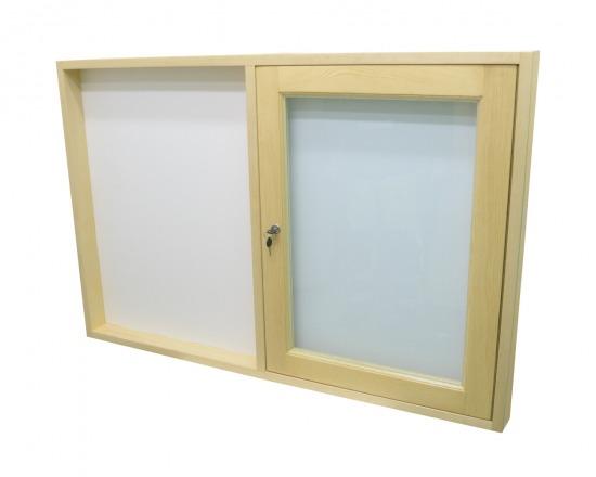 Gablota drewniana JCD7-PC